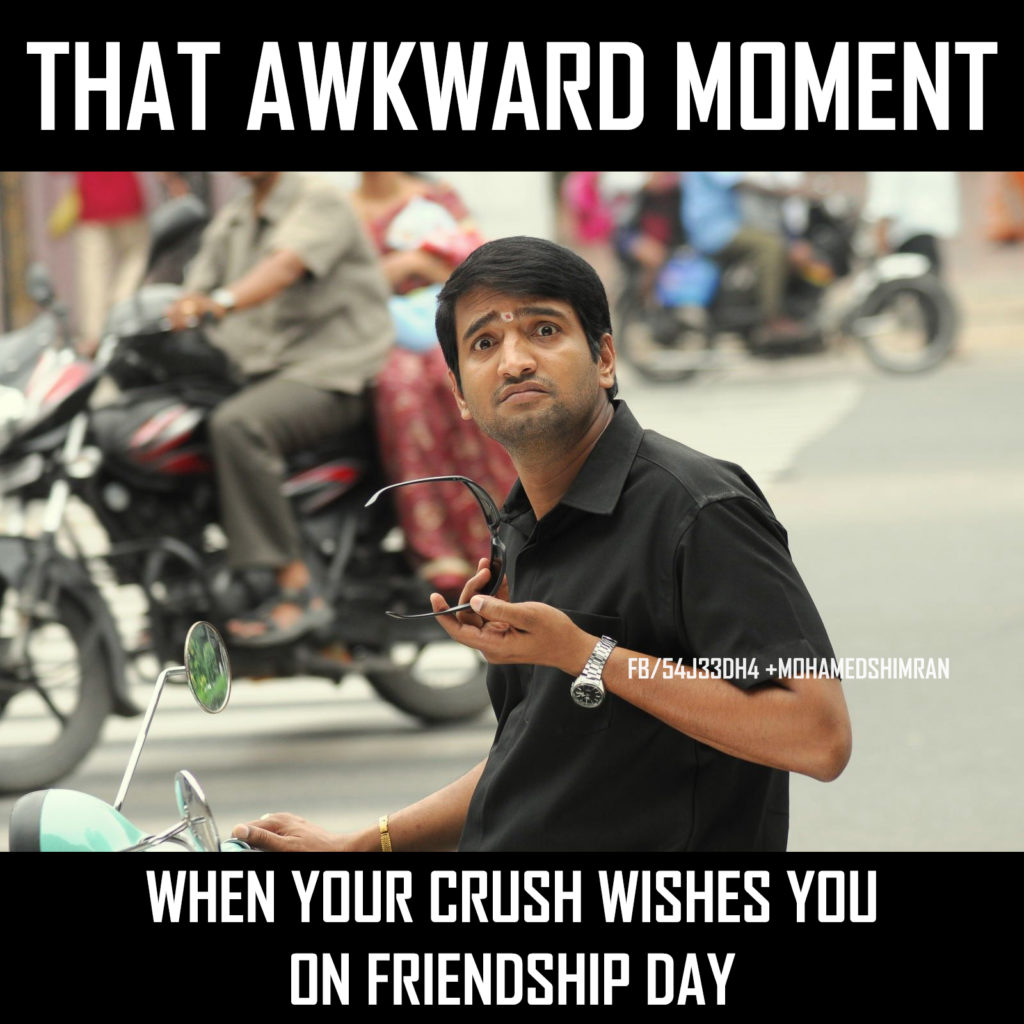 Friendship Day Memes 2019