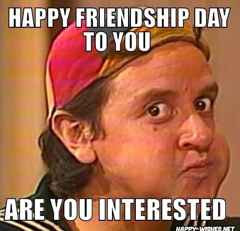 Friendship Day Memes for friends