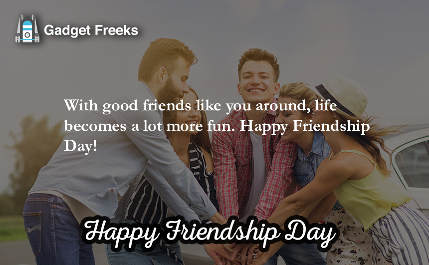 Friendship Day Messages for Best Friends & Bestie