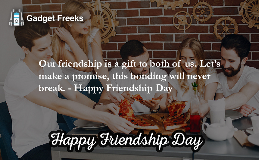 Friendship Day Messages for Boyfriend & Girlfriend
