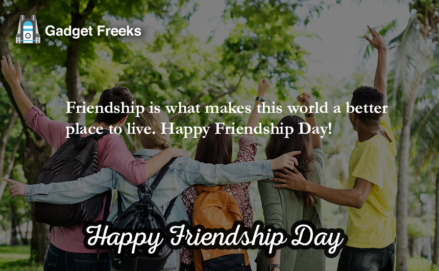 Friendship Day Messages for Sister & Brother