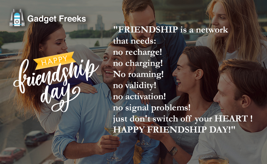 Happy Friendship Day 2019: Poems, Shayari & Poetry for Best Friends