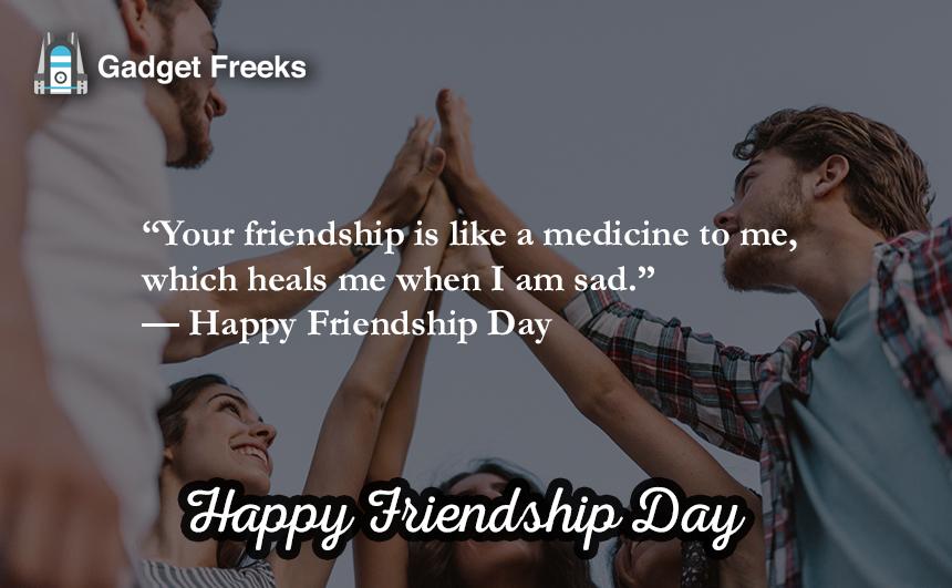 Friendship Day Wishes for Best Friends & Bestie
