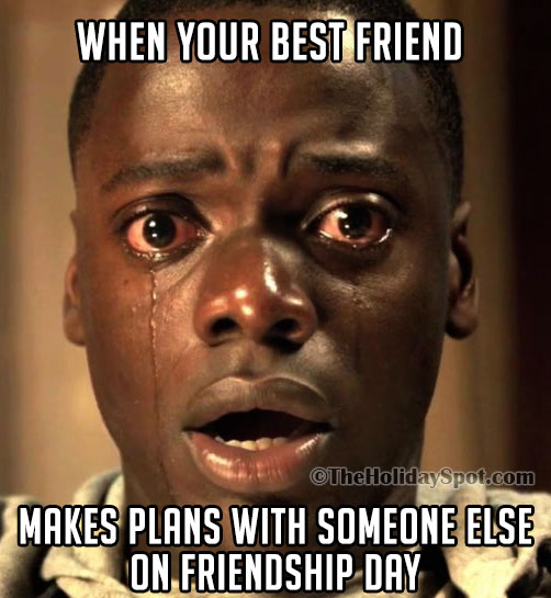 Funny Friendship Day Meme for friends