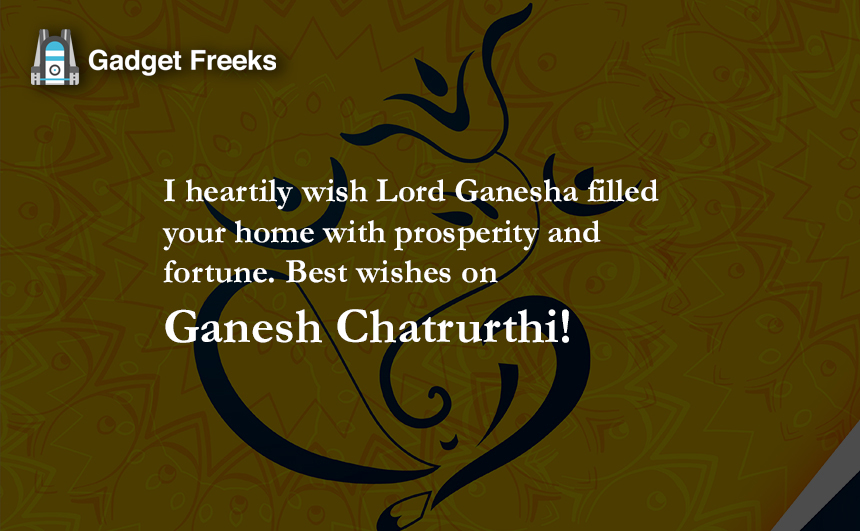 Ganesh Chaturthi Short Status