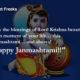 Happy Janmashtami Status