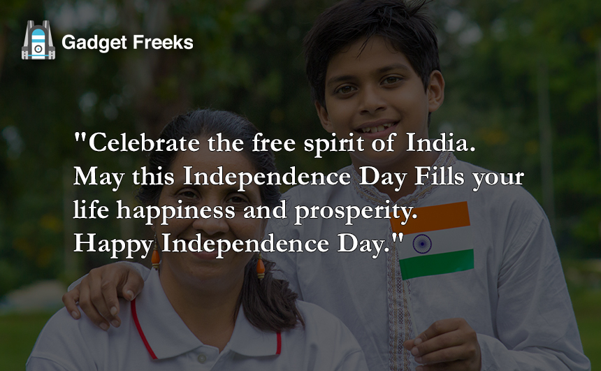 Independence Day Patriotic Messages
