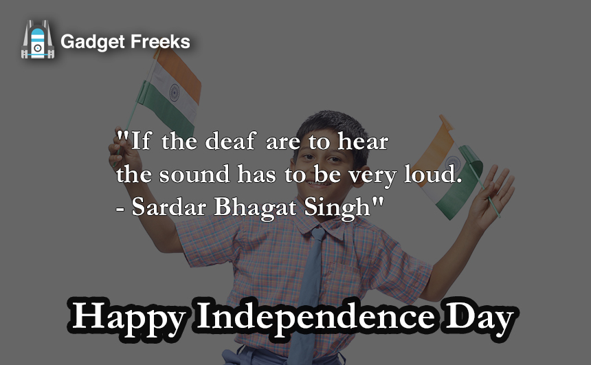 Independence Day Patriotic Quotes