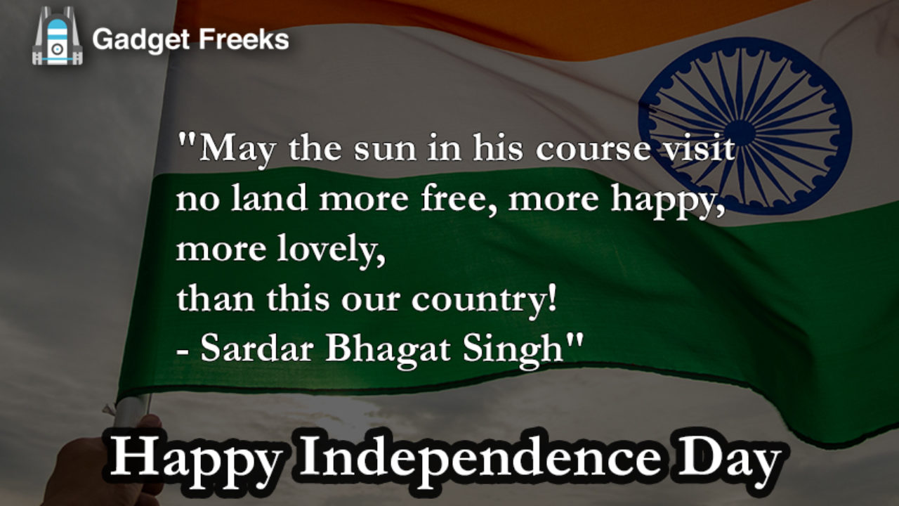 Happy Independence Day 8: Quotes, Patriotic Parade, Slogans