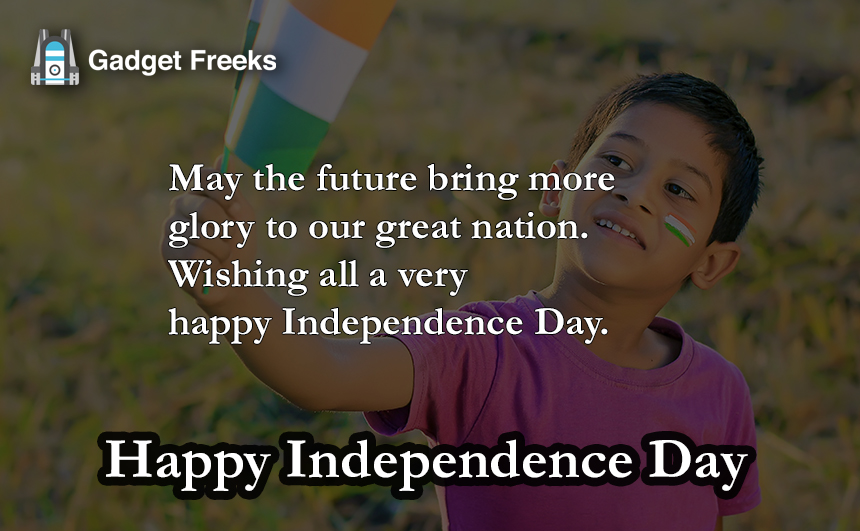 Independence Day Short Status