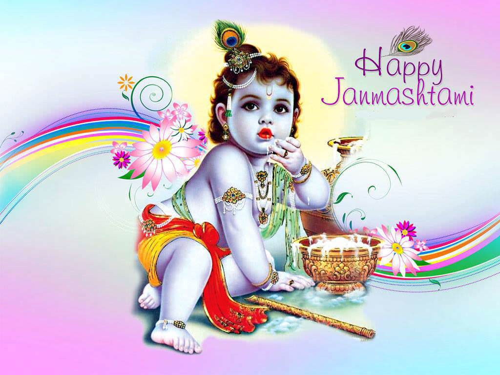 Janmashtami Whatsapp DP
