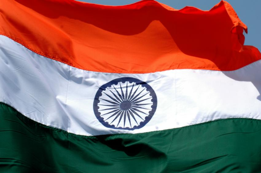 National Indian Flag images