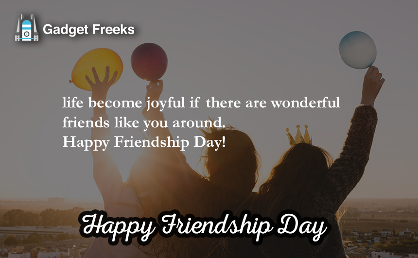 Romantic Friendship Day Love Messages for Wife & Husband