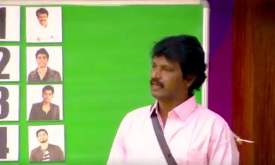 Bigg Boss 3 Tamil September 17 Cheran says he deserves to be no.1 Kavin laughs