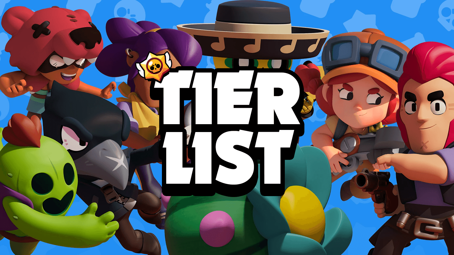 Brawl Stars Tier List