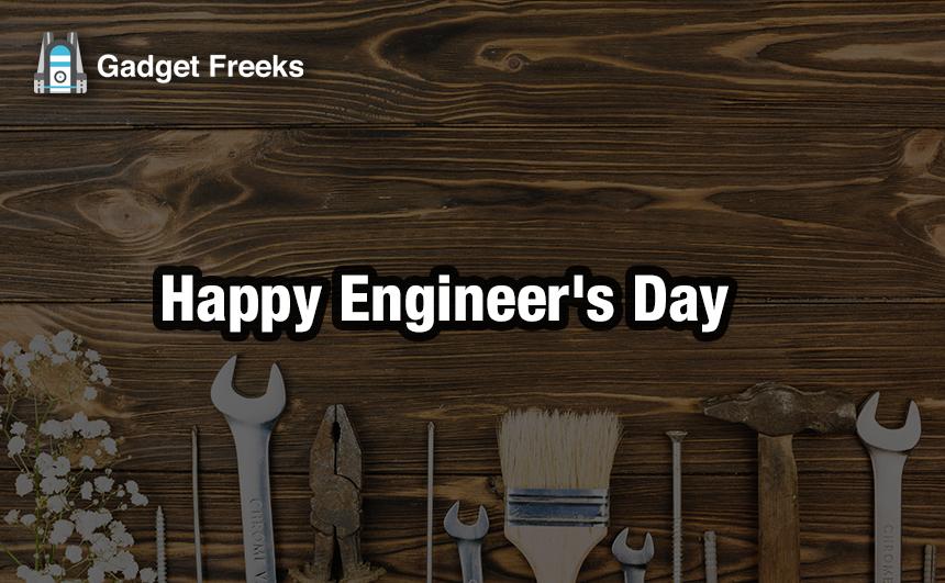 Engineer's Day 2019