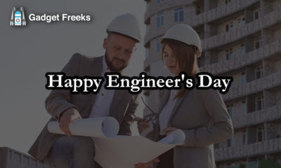 Engineer's Day Images