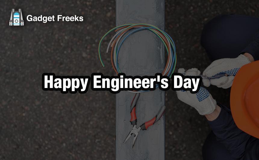 Engineers Day Photos