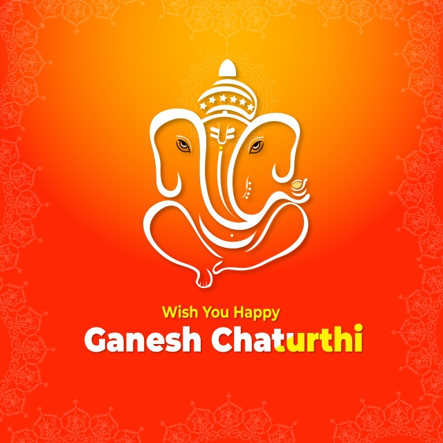 Ganesh Chaturthi 2019 Stickers