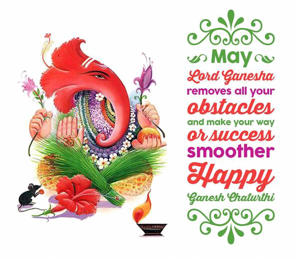 Ganesh Chaturthi Sticker for Whatsapp