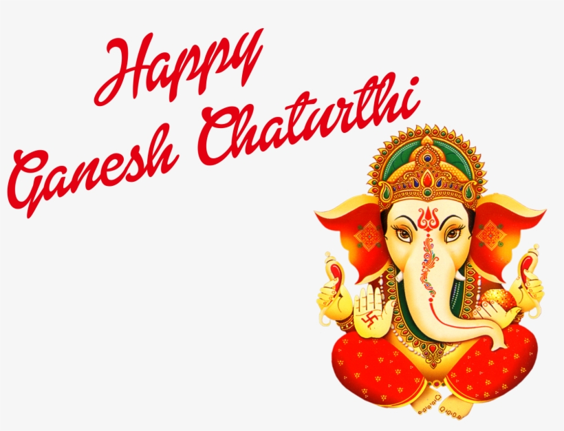Ganesh Chaturthi Sticker