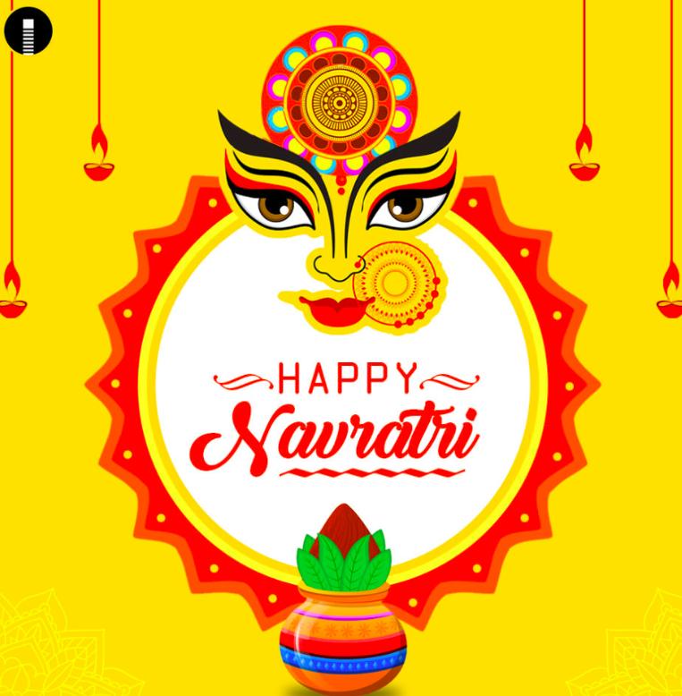 Happy Navratri Photos