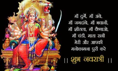Happy Navratri Shayari