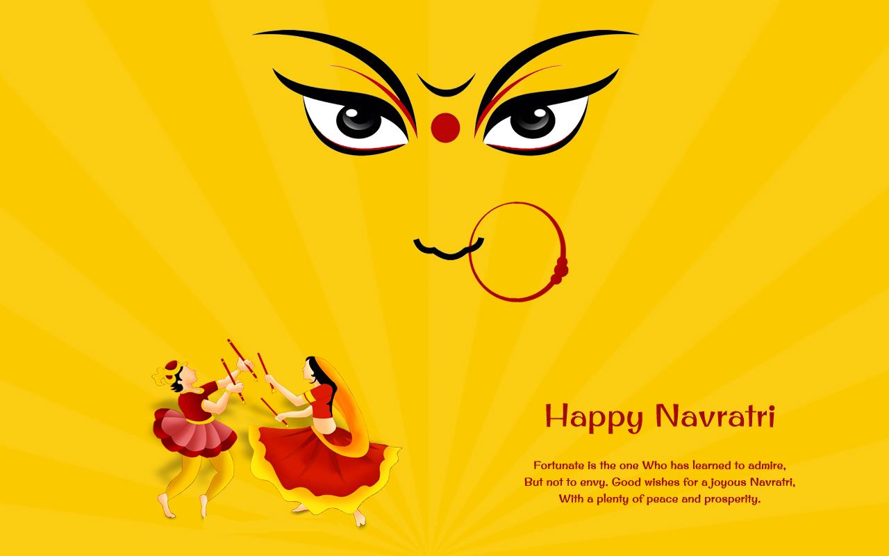 Happy Navratri Wallpapers HD