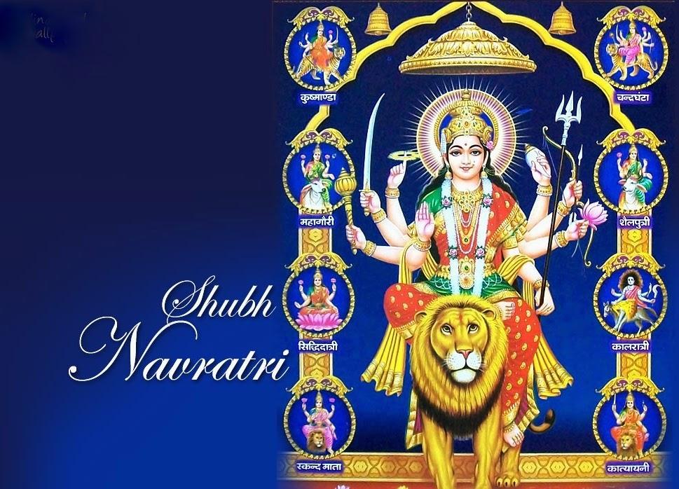 Happy Navratri Whatsapp DP