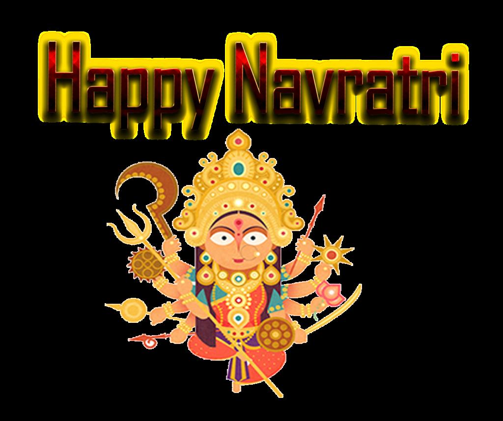 Happy Navratri Whatsapp Stickers