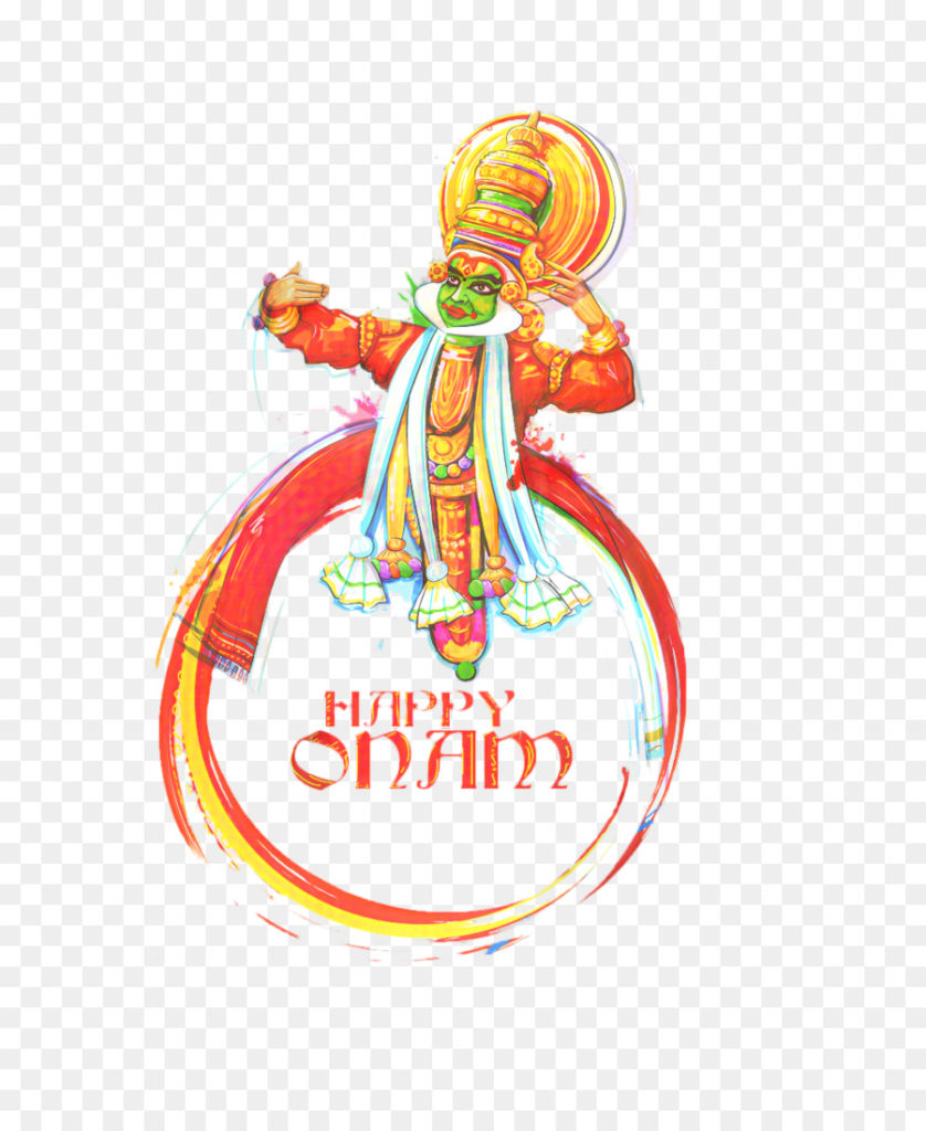 Happy Onam Whatsapp Stickers