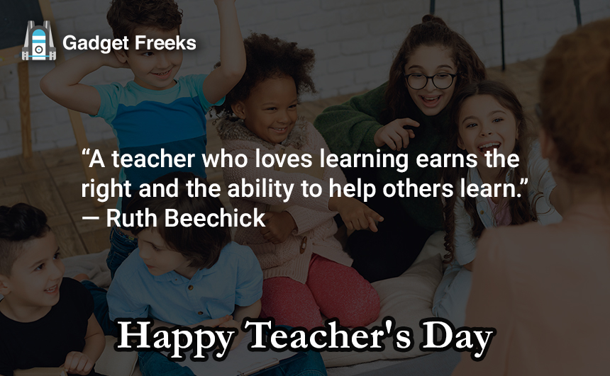 Happy Teachers Day 2019: Quotes, Captions, Slogans