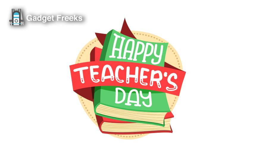 Happy Teachers Day GIF