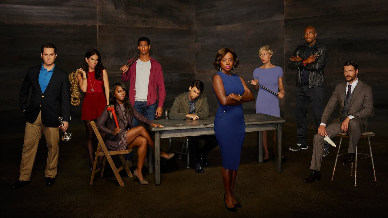 How to Get Away with Murder Season 6 on netflix