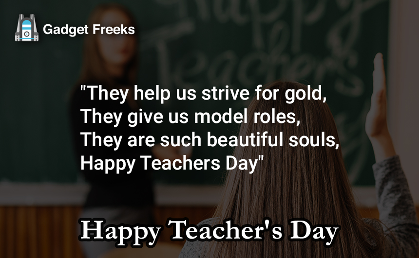 Happy Teacher's Day 2019: Status, Short & 2 Line Whatsapp