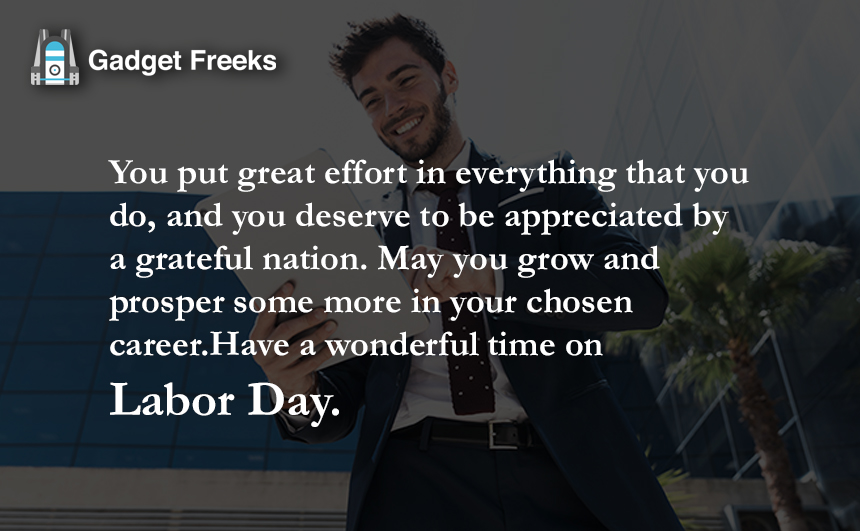 Labor Day 2019 Wishes