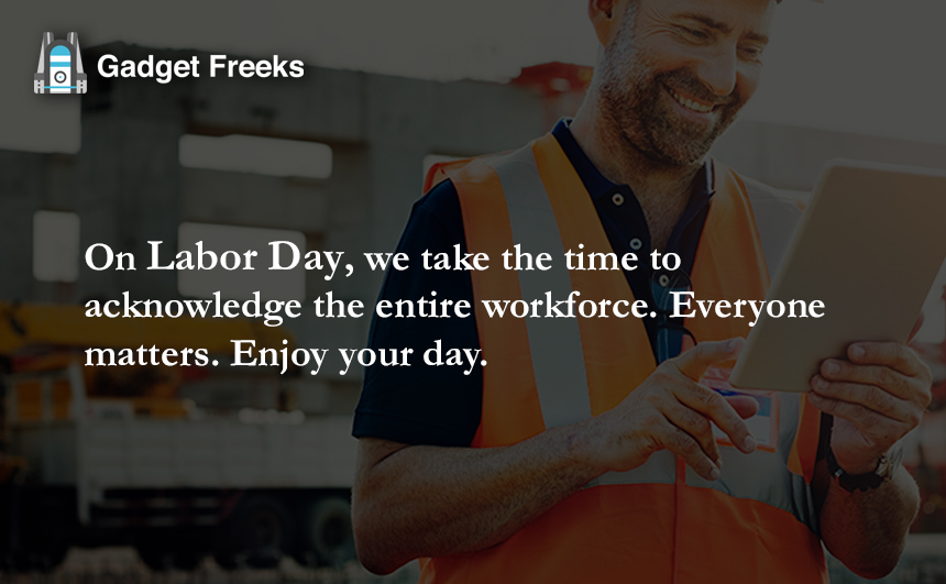 Labor Day SMS