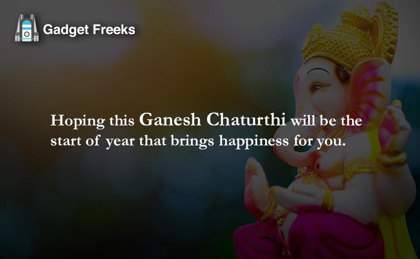 Vinayaka Ganesh Chaturthi Messages