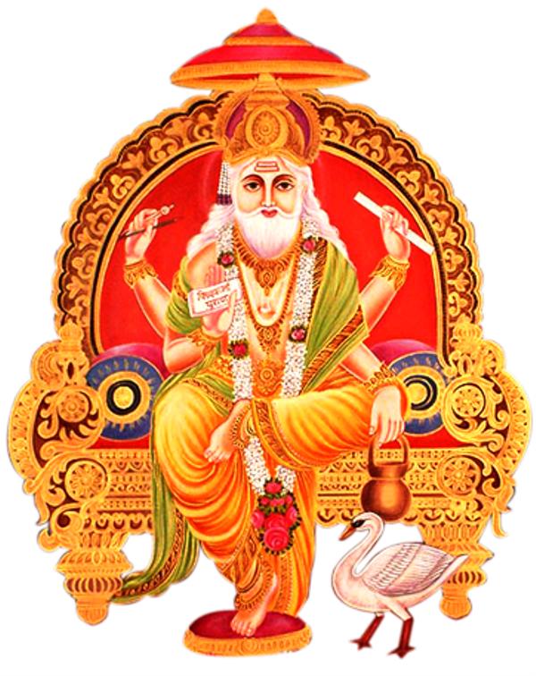 Vishwakarma Puja Sticker