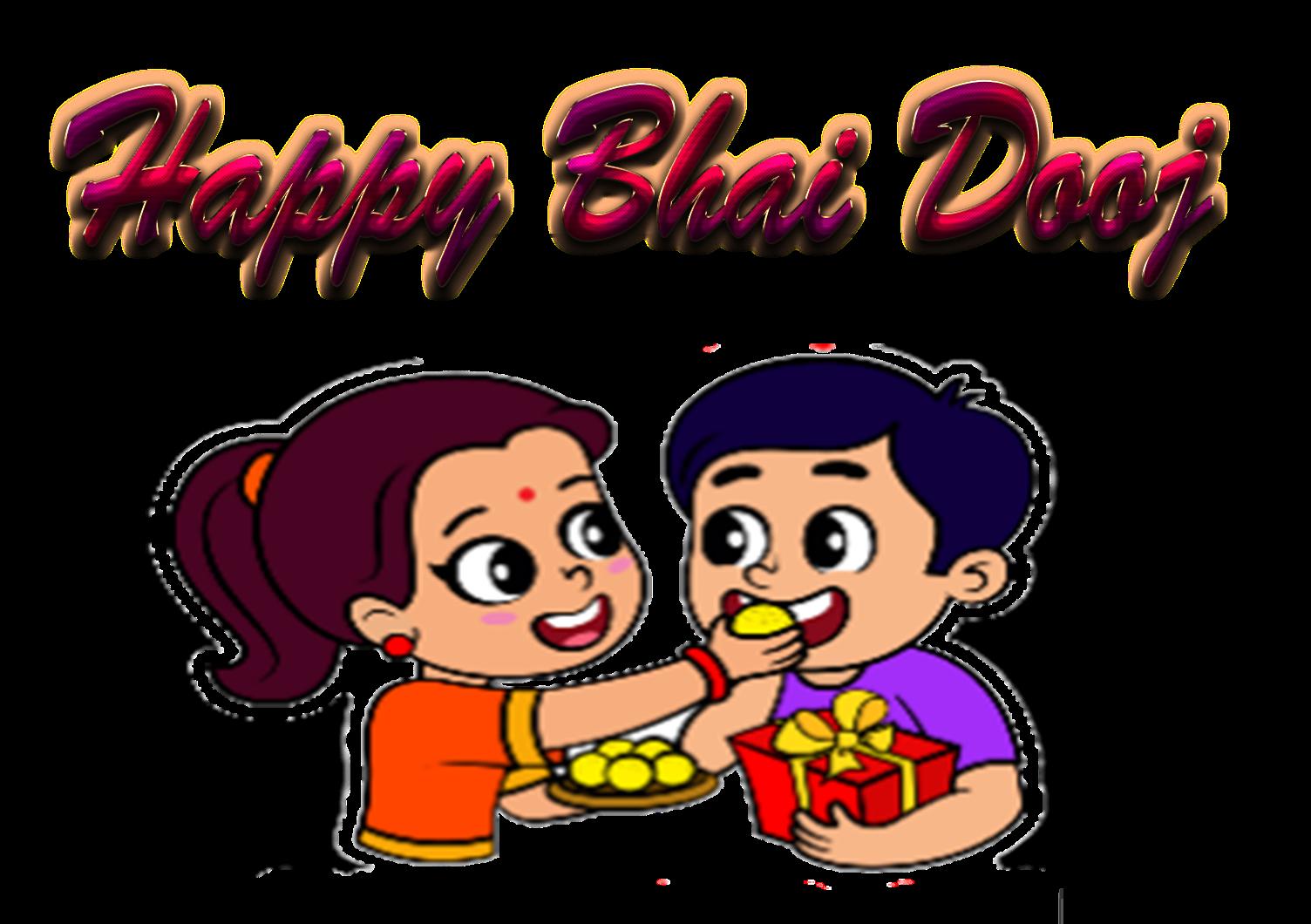Bhai Dooj Stickers for Whatsapp