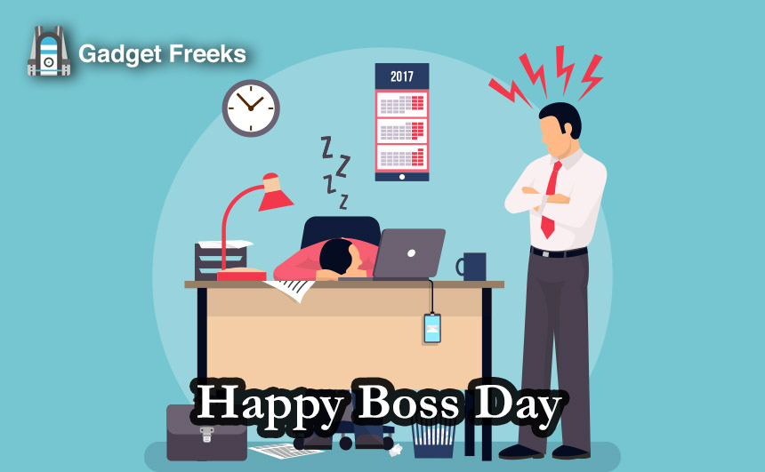 Boss Day HD Images