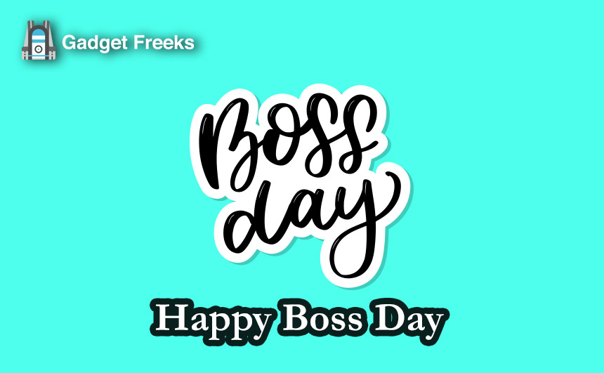 Boss Day Images for Whatsapp