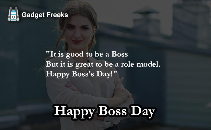 Boss Day Status for Whatsapp