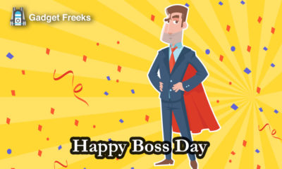 Boss Day Wallpapers