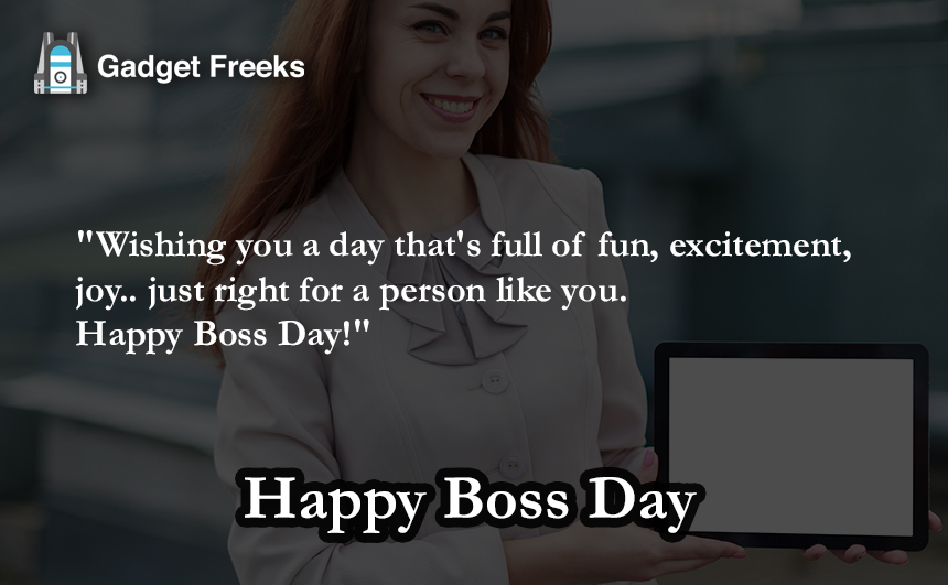 Boss Day images HD