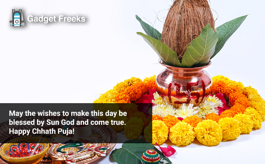 Chhath Puja Greetings