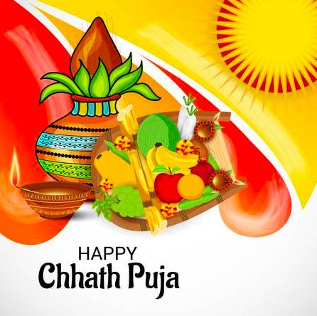 Chhath Puja Stickers
