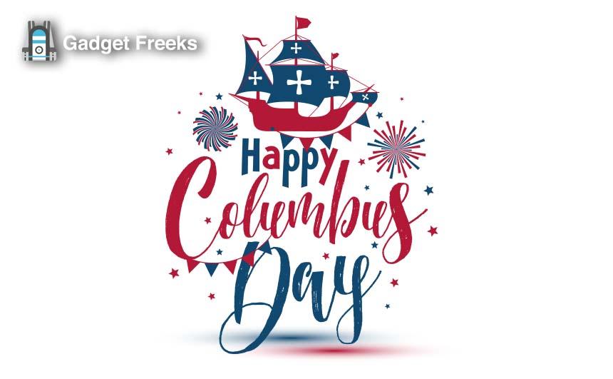 Columbus Day Photos