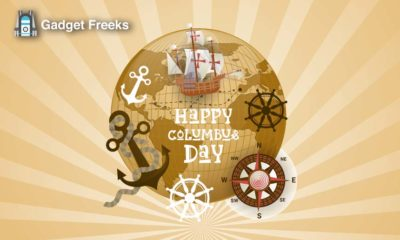 Columbus Day Wallpapers