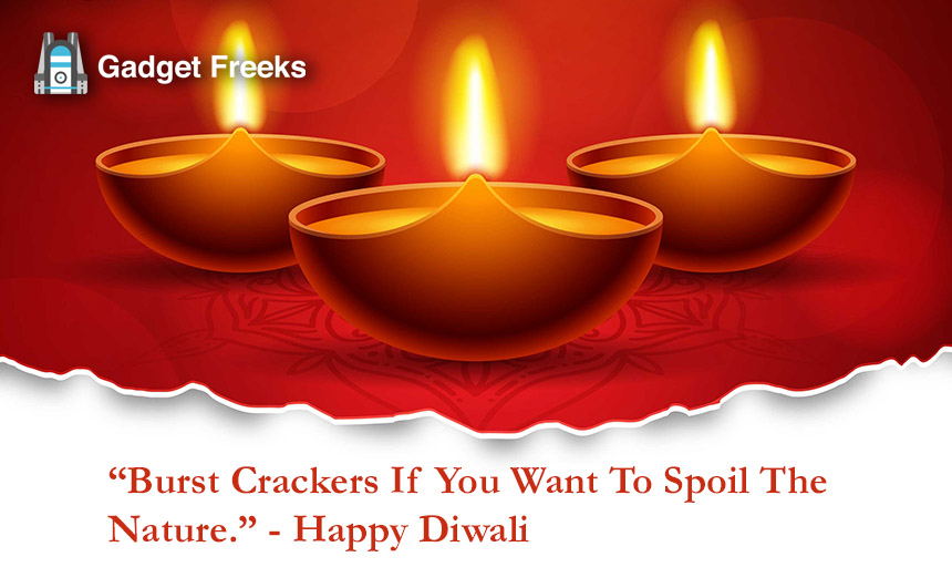 Eco-Friendly Diwali Images